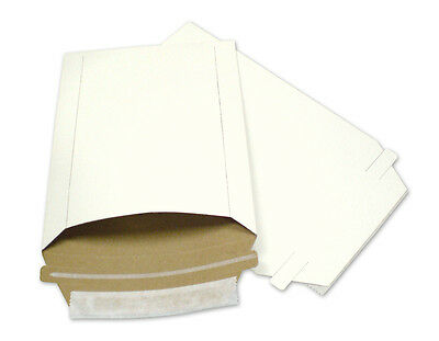 300 6x8 Rigid Photopostcard Mailers Envelopes Stay Flats W Expedited Shiping