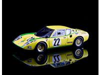 Ixo Ligier Js2 Maserati Nr 15 J Laffite Serpaggi Le Mans 1974 Blau 1//43 Modell Auto Modellauto