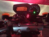 Gear Indicator Honda Cbf, Cbr, Cb, Vtr, Vfr, Varadero, Hornet, Deauville - honda - ebay.es