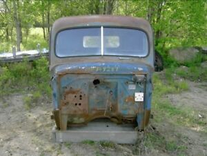 Looking for old truck cabs