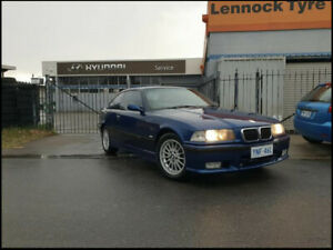 1999 Bmw 3 18is 4 Sp Automatic 2d Coupe
