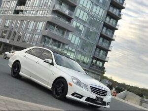 2011 Mercedes Benz e350 4matic 125th anniversary