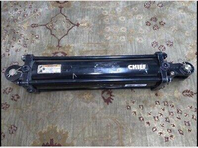 Chief 211-427 Hydraulic Cylinder 5 Bore 20 Stroke 2 Rod 3000 Psi