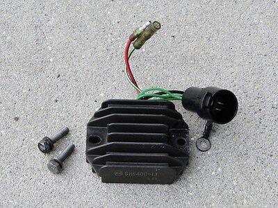 45/50 HP OEM Mercury Outboard 4-Stroke Voltage Regulator 1995-2000 # 825076