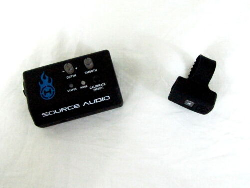 Used Source Audio Hot Hand Guitar Effects Pedal