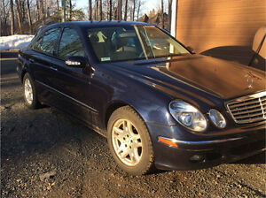 Mercedes E350 4matic