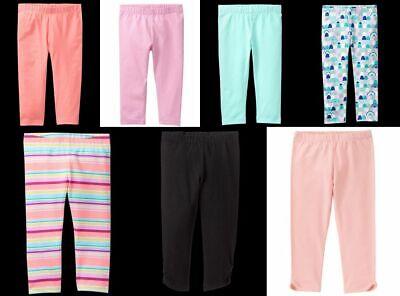 NEW GYMBOREE girls Spring capri leggings size 4 5 6 7 8 NEW You Pick