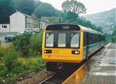 1142083 Valley Lines 6x4 Quality British Rail Photo b