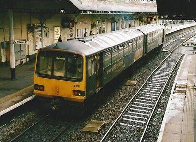 143621 First GW 6x4 Quality British Rail Photo