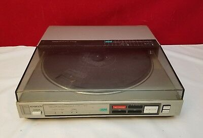 Vintage Kenwood Computer Controlled Full Automatic Turntable P-50 FREE SHIPPING