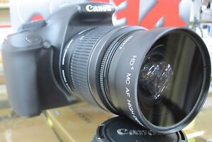 Wide-Angle-Macro-Lens-For-Canon-Eos-Digital-Rebel-sl1-xti-t2i-t3i-t5i-w-18-55-rh