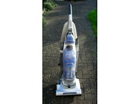 Electrolux bagless upright vacuum cleaner. Works well