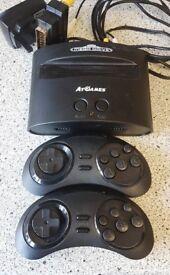Sega console bundle