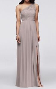 David's Bridal Gown - size 6