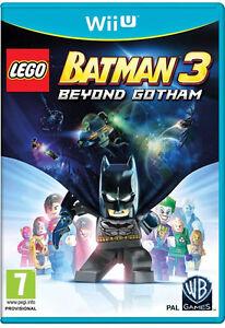 Lego Batman Wii U WANTED Birmingham Gardens Newcastle Area Preview