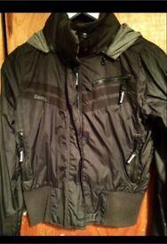 Ladies Bench coat - size medium