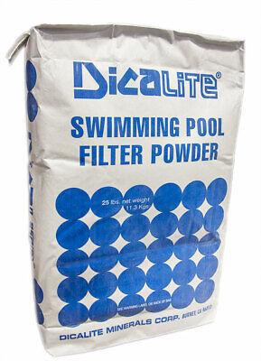 Swimming Pool Diatomaceous Earth DE Powder Diatomite Filter Media 50 lbs