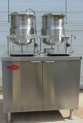 Solaris Steam Emt-6-6s Kettlecabinet Assembly Electric With Broiler