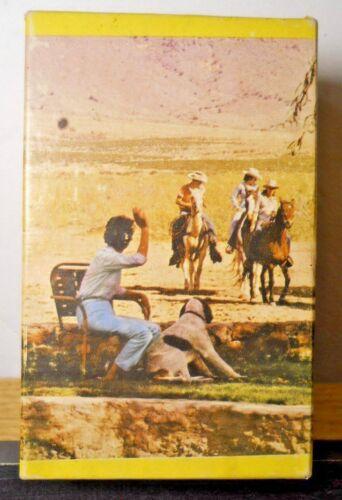 Built-Rite Mini Puzzle FUN ON THE RANCH No 555 Western Horses Chuckwagon Camping
