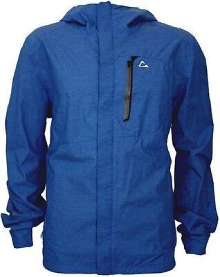 Paradox Mens Waterproof Rain Jacket  Various Colors And Sizes