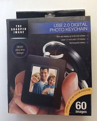 Цифровая фоторамка The Sharper Image USB