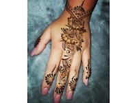 Mehndi Henna Hinna Artist