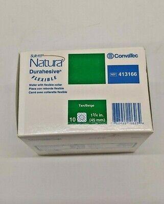 NEW/BOX DAMAGED Convatex 413166 Surfit Natura Durahesive Flexible Skin Barrier Natura Durahesive Flexible Skin Barrier