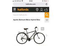 Men's Apollo Belmont stolen bike