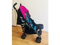 Silver cross stroller mothercare