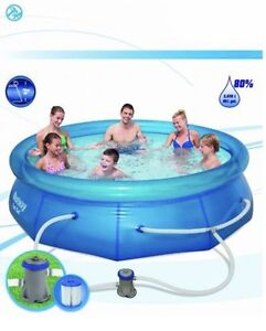 brand new inflatable pool 10ft Botany Botany Bay Area Preview