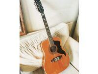 Vintage EKO Ranger 12 String Acoustic Guitar