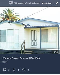 Breaking Lease in Culcain Culcairn Greater Hume Area Preview