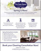 Londons premier cleaning service, reserve your appointment today