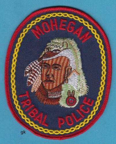 MOHEGAN TRIBAL POLICE CONNECTICUT SHOULDER   PATCH