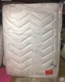 New Double 4ft6 airsprung ortho Mattress