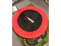 Pro Fitness trampoline Approx 1m in diameter