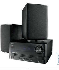 Insignia NS-SH513-C Mini CD HiFi System with Bluetooth