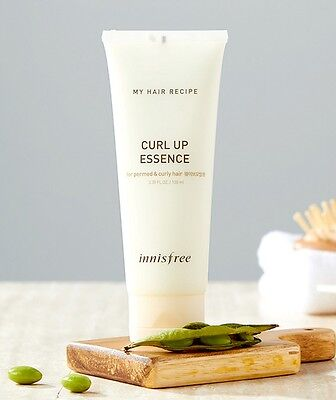 [Innisfree] My Hair Recipe Curl Up Essence (for permed & curly hair) 100ml