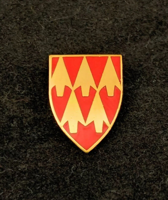 🌟32nd Army Air And Missile Defense Command AAMDC, 32nd ADA Artillery CSIB Pin