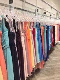 JOB LOT OF BRIDESMAID DRESSES FOR SALE
