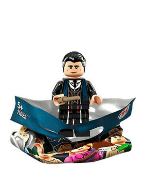 LEGO Harry Potter 71022 - Percival Graves Minifigure - Brand NEW & SEALED