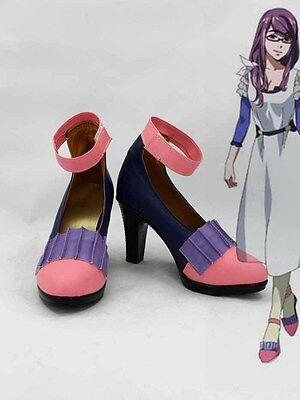 Tokyo Ghoul Kamishiro Rize Cosplay Schuhe Kostüme Shoes Zapato Scarpa Neu