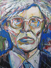 Andy Warhol Expressionism Art Paintings