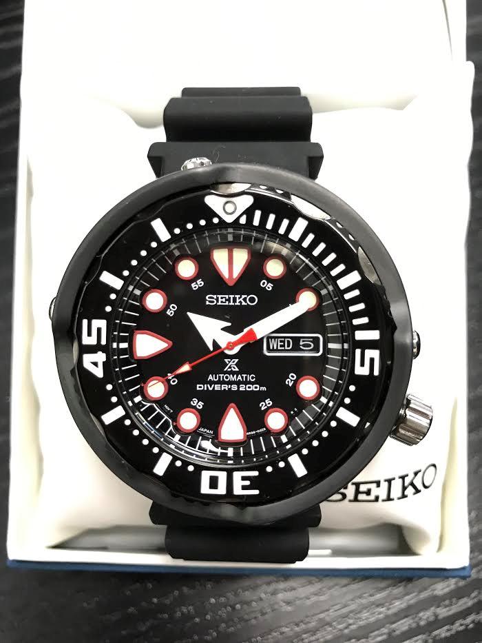 Seiko Prospex Baby Tuna Automatic Diver 200m Men's Watch