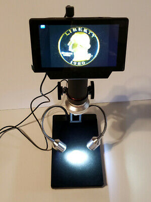 Andonstar Adsm302 Digital Microscope - Wide Angle Macro Lens Lens Only