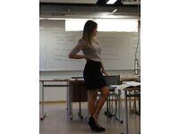 English guy seeks Spanish teacher