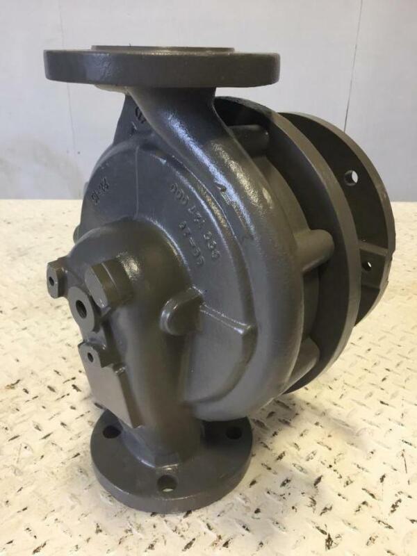 Flowserve ZLIC In-Line Pump, 2x2-10, Iron, #91958