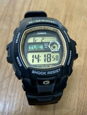 Vintage Casio G-Shock G-7500 (2943) Mens Classic Digital Display Watch w/ Tin