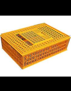 Wanted -chicken crates