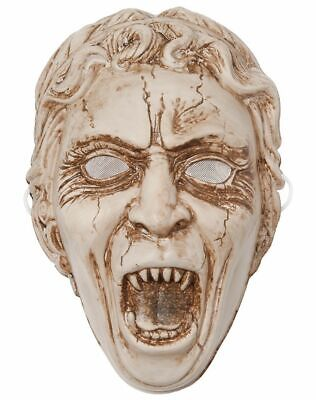 Weeping Angel Mask (Weeping Angel Vacuform Mask)